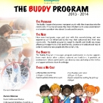 CNH Buddy Program Poster