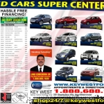 Key West Ford Newspaper Ad