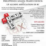 PCTC Taxplanning Seminar Flyer