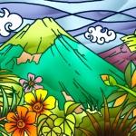 mountainpainting